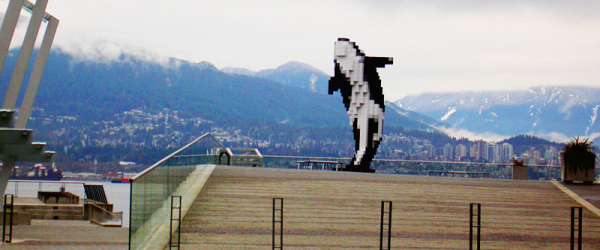 The Digital Orca by Douglas Coupland