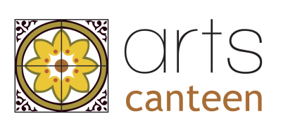 arts canteen logo UK