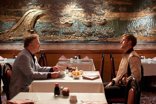 film still Gosling in the movie Drive