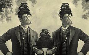 Art Shots: Jeffrey Harp's Victorian Surrealism
