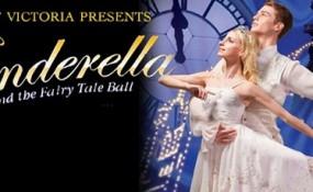 Cinderella ballter promotional poster