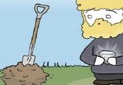comic by artist Glen O'Neill