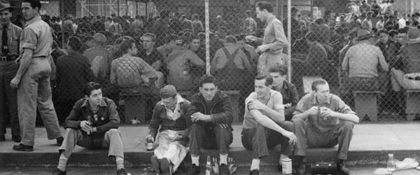 Ansel Adams Shoots 1940's Los Angeles