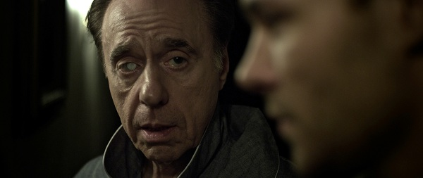 image movie still featuring Peter Bogdanovich from the Tell-Tale heart by Tier based on the work of Poe