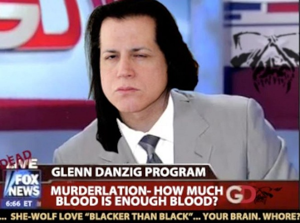 Glann Danzig program on fox news