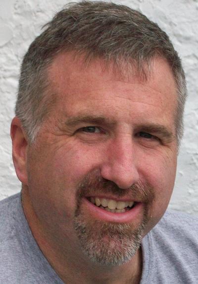 Author Jim Breslin