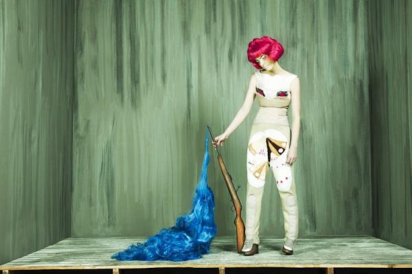 Madame Péripétie – Elements of Surrealism -- collection