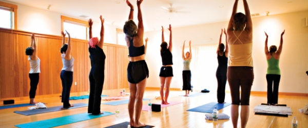 The 5 Types of People in Yoga Class