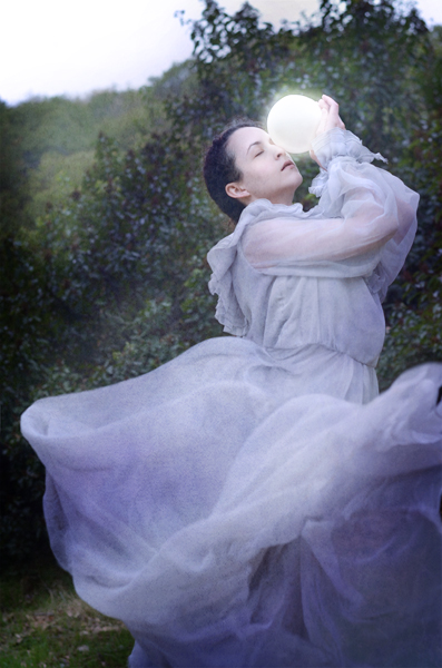 Hidden Meanings in Fine Art Photography by LA photographer Sara Hallegra