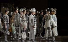 Thom Browne fashions