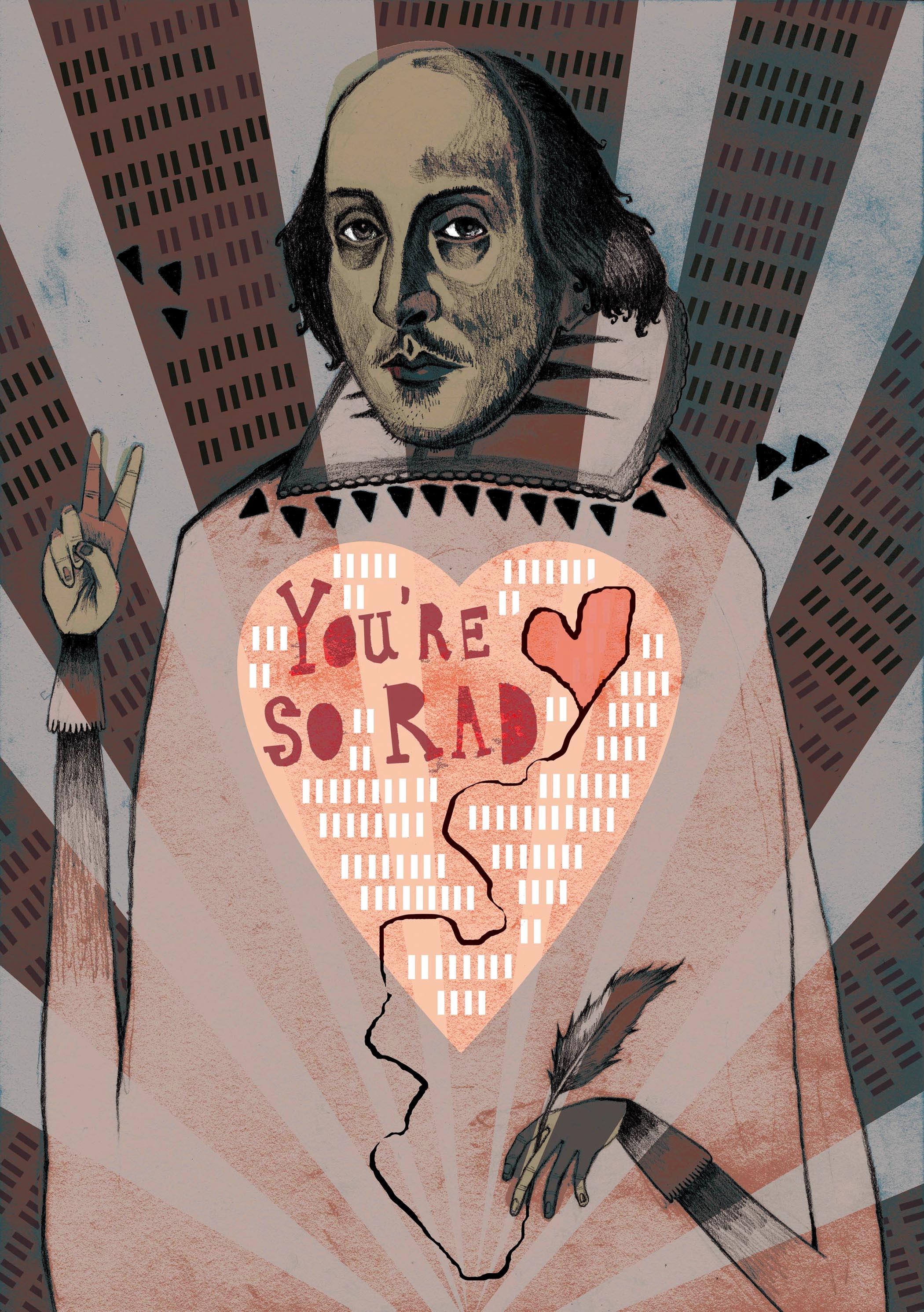 Rebecca Hendin art graphics