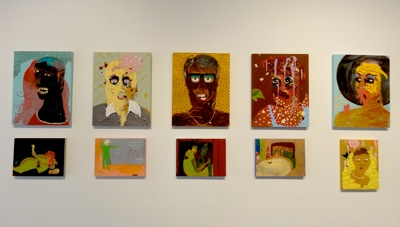 Marisa Hoicka paintings