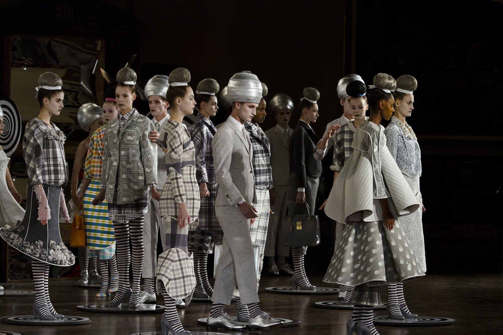Thom Browne Spring/Summer 2012
