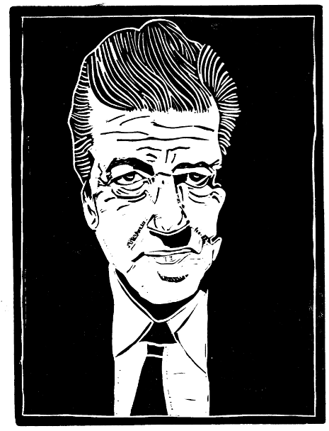 David Lynch...cherry pie, anyone?