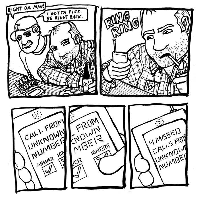 slumlord comics about booze and racism by american dallas texas writer artist ryan sheffield