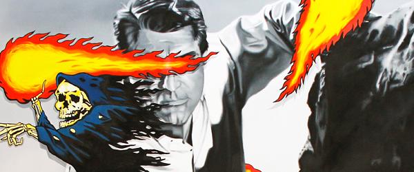 Fireball artwork by Jason Bryant