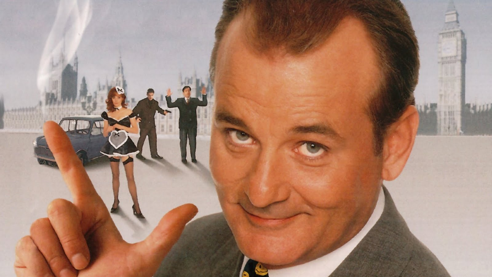 The Master List of Bill Murray - Zouch - Zouch