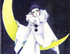 (Pierrot/Clown Blanc)